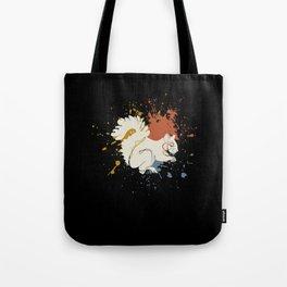 Squirrel Retro Tote Bag