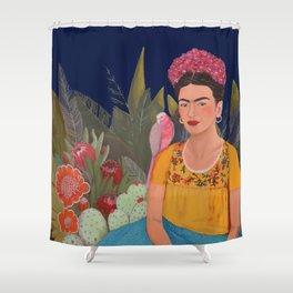 Frida.licious Shower Curtain