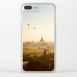 Pure Magic Clear iPhone Case