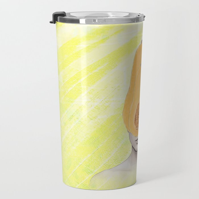 Butternut squash Travel Mug