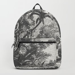 Indian Jungle Backpack