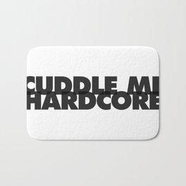 Cuddle Me Hardcore Bath Mat