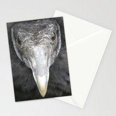 American black vulture Stationery Cards