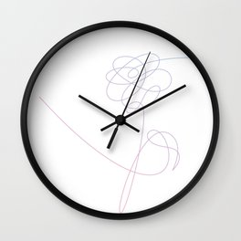 BTS - Love Yourself Wall Clock