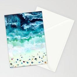 Aerial Beach Stationery Cards