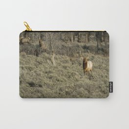 The Bull Elk Carry-All Pouch