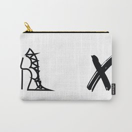 """Heels"" oxo Carry-All Pouch"