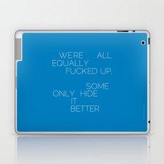 Equally Laptop & iPad Skin