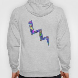 Retro Shapes Hoody
