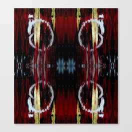 Fading Doubled Canvas Print