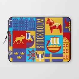 My Stockholm Laptop Sleeve
