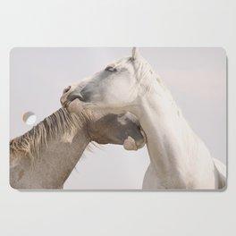 Horse Friends Cutting Board