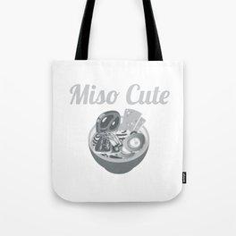 Miso Cute 1 Tote Bag