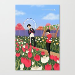 everland style Canvas Print