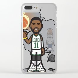 Kyrie x Uncle Drew Clear iPhone Case