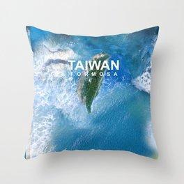 tw Throw Pillow
