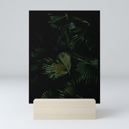 Tropical Nights #society6 #decor #buyart Mini Art Print