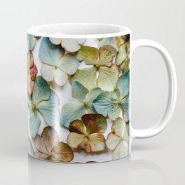 Hydrangea Petals no. 1 Coffee Mug