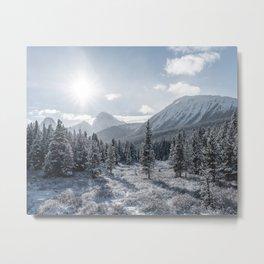 meadowland Metal Print