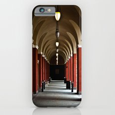Hallways Of The Getty  Slim Case iPhone 6s