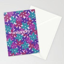 Misandry Stationery Cards