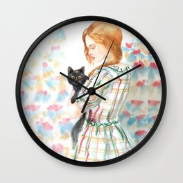 Cuttie Wall Clock