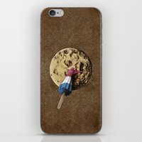 brown iPhone & iPod Skins featuring Summer Voyage by Eric Fan