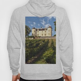 Medieval Castle in South West France Hoody