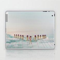 Back Up 1 Laptop & iPad Skin