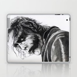 The joker - Heath Ledger Laptop & iPad Skin