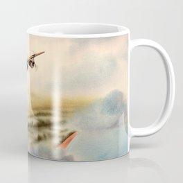 Avro Lancaster Aircraft Coffee Mug