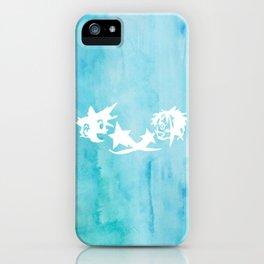 Kingdom Hearts Watercolor iPhone Case