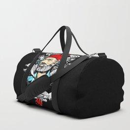 old man Duffle Bag
