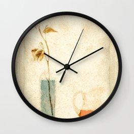 Milkweed And Kool Aid Wall Clock
