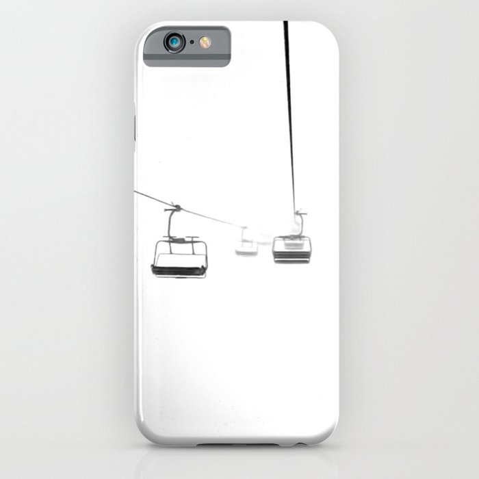 lifts from and to nowhere iphone case