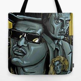 King of New York Tote Bag