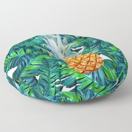 pineapple 2 Floor Pillow