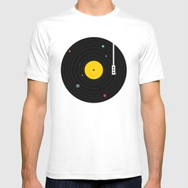 Music, Everywhere T-shirt