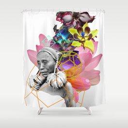 Garo Woman Shower Curtain