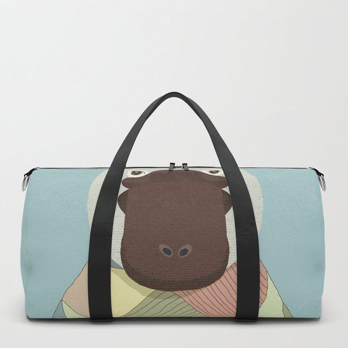 Whimsical Platypus II Duffle Bag