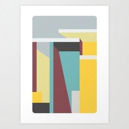 color study 3 Art Print