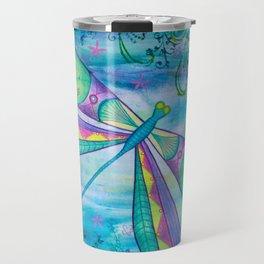 Dragonfly III Travel Mug