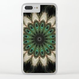 Goddess of Beauty Clear iPhone Case