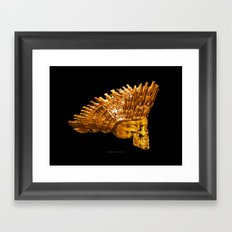 WARMONGER - 105 Framed Art Print