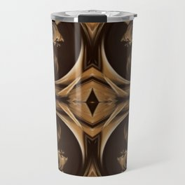 Sequential Baseline Pattern 14 Travel Mug
