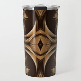 Sequential Baseline Pattern 14 Travel Mug