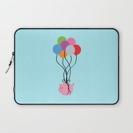 Pigs Can Fly Laptop Sleeve