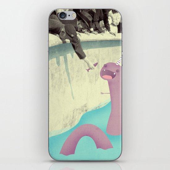 kidsmeal iPhone & iPod Skin