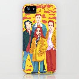 Freaks iPhone Case