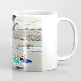 Books Coming to Life: Frozen Coffee Mug